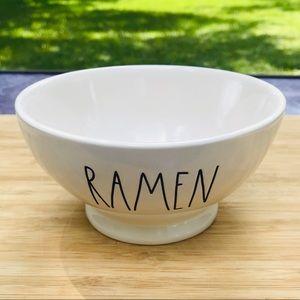 """Rae Dunn RAMEN 6"""" Bowl NWT"""